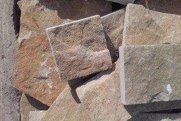 Pavaje din piatră naturală debitată
